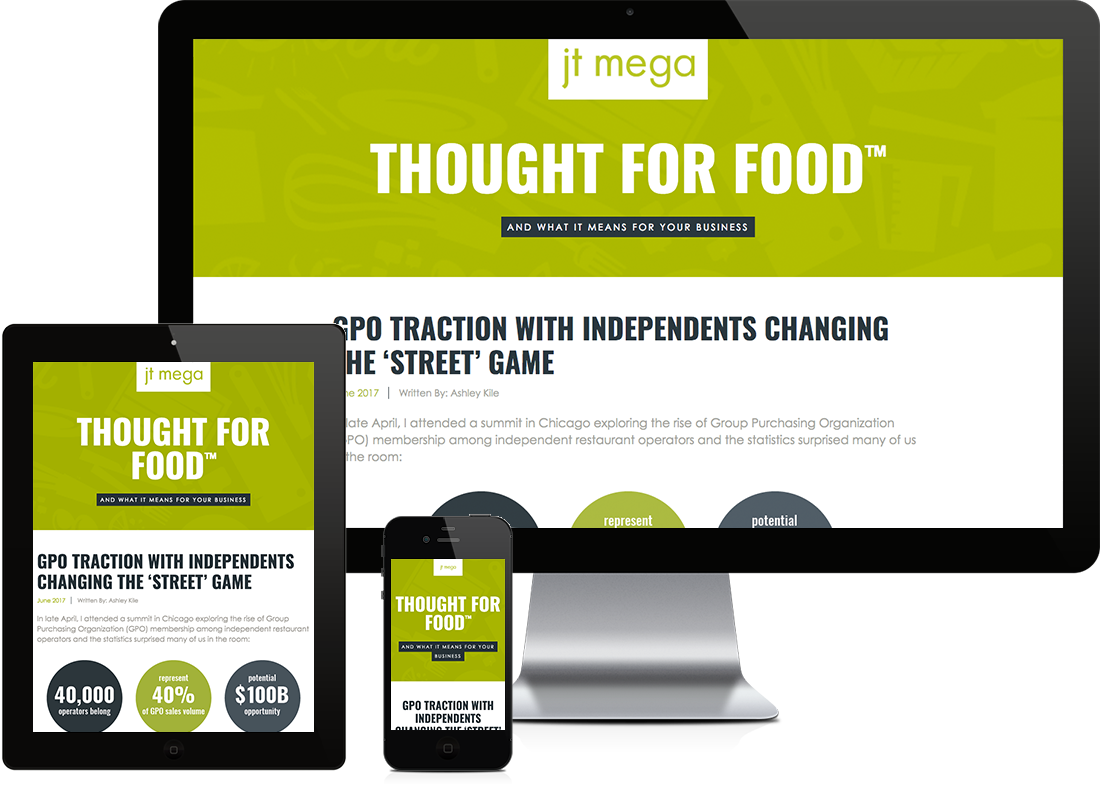 JT Mega Thought for Food